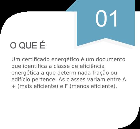 Certificação energética - O que é
